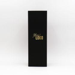 Boîte aimantée personnalisée Bottlebox 10x33x10 CM | BOTTLE BOX |BOÎTE POUR 1 BOUTEILLE | IMPRESSION À CHAUD