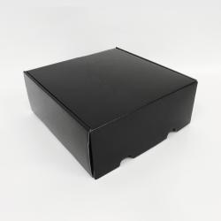 Boîte d'expédition personnalisée Postpack 25x23x11 CM | POSTPACK PLASTIFIÉ | IMPRESSION EN SÉRIGRAPHIE SUR UNE FACE EN DEUX C...