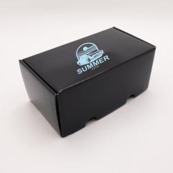Boîte d'expédition personnalisée Postpack 23x12x10,8 CM | POSTPACK PLASTIFIÉ | IMPRESSION EN SÉRIGRAPHIE SUR UNE FACE EN UNE ...