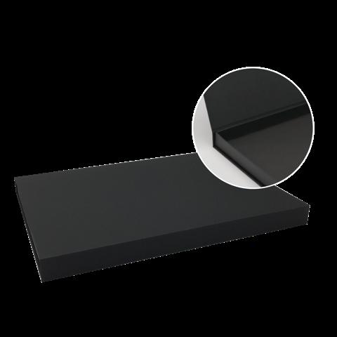 Boîte magnétique extraplate